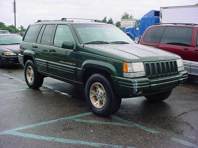 1996 jeep grand cherokee limited for sale in pontiac michigan classified. Black Bedroom Furniture Sets. Home Design Ideas