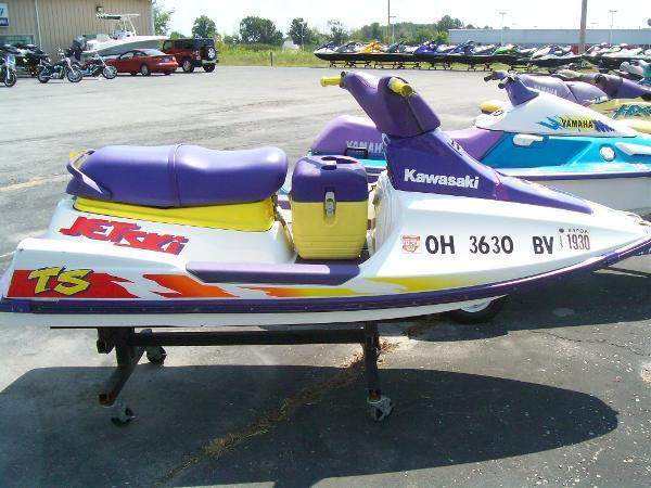 Karavan Jet Ski Trailer Parts >> 1996 Kawasaki TS 650 for Sale in Ceylon, Ohio Classified | AmericanListed.com