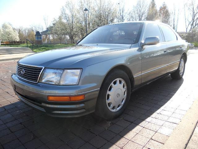 1996 lexus ls 400 for sale in carmel indiana classified. Black Bedroom Furniture Sets. Home Design Ideas