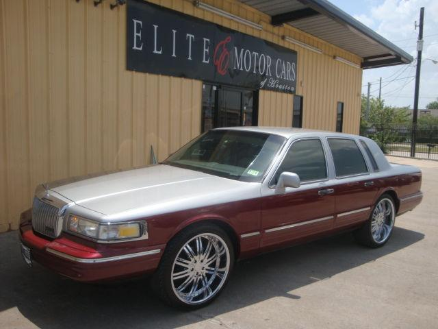 2007 Lincoln Town Car Designer Classifieds Buy Sell 2007 Lincoln