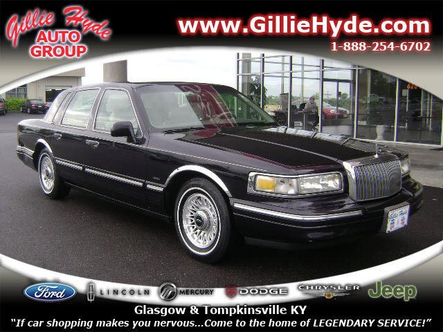 1996 Lincoln Town Car Executive For Sale In Glasgow Kentucky