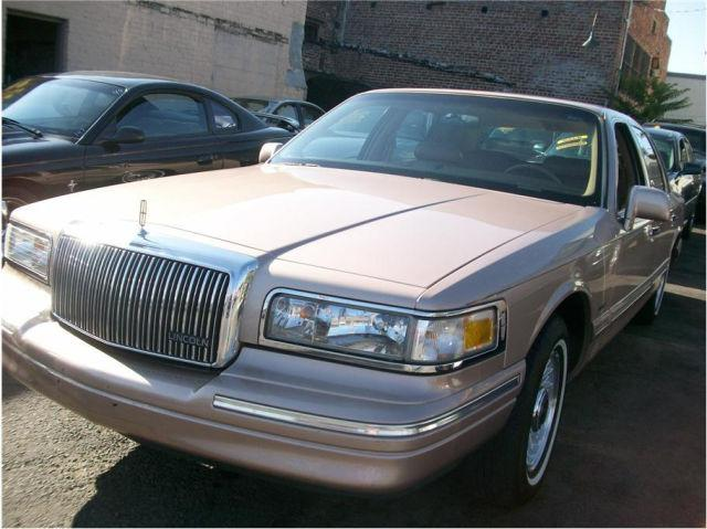 Cars For Sale In Stockton Ca: 1996 Lincoln Town Car Executive For Sale In Stockton