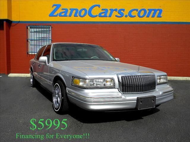1996 Lincoln Town Car Executive For Sale In Tucson Arizona