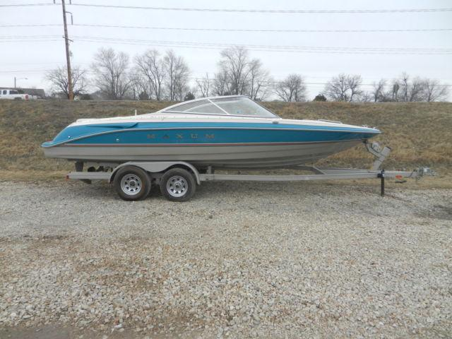 1996 Maxum 210 Ss For Sale In Andover Kansas Classified
