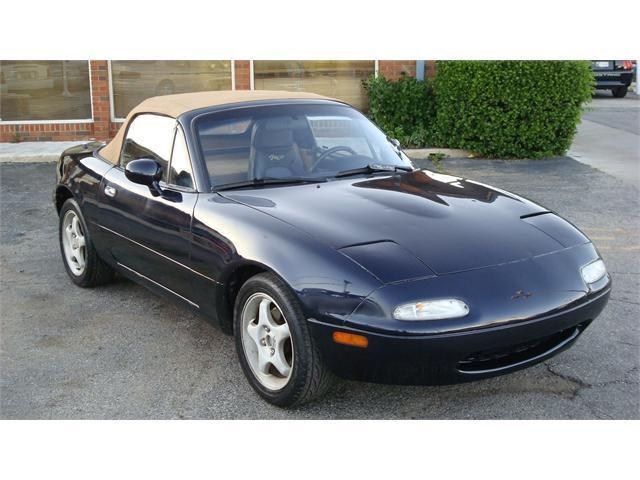 1996 mazda miata mx 5 for sale in oklahoma city oklahoma classified. Black Bedroom Furniture Sets. Home Design Ideas