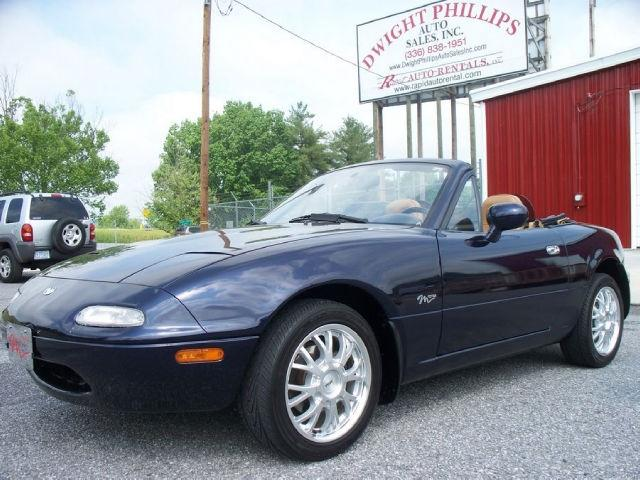 1996 mazda miata mx 5 m edition for sale in wilkesboro north carolina classified. Black Bedroom Furniture Sets. Home Design Ideas