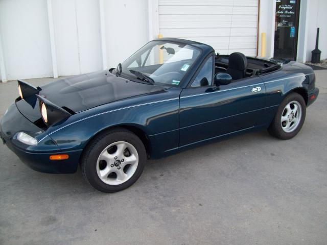 1996 mazda miata mx 5 m edition for sale in longmont colorado classified. Black Bedroom Furniture Sets. Home Design Ideas