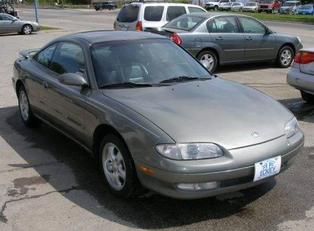 1996 mazda mx 6 very fast we finance buy here pay here for sale in omaha nebraska. Black Bedroom Furniture Sets. Home Design Ideas