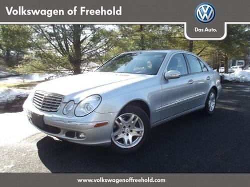 1996 mercedes benz e class 4dr sdn 3 2l for sale in east for Freehold mercedes benz