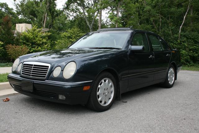 1996 mercedes benz e class for sale in hendersonville for 1996 mercedes benz e320