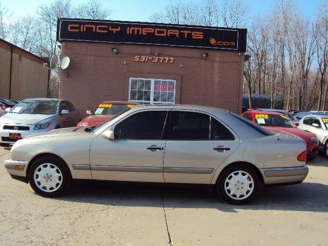 1996 mercedes benz e class e320 for sale in loveland ohio for 1996 mercedes benz e320