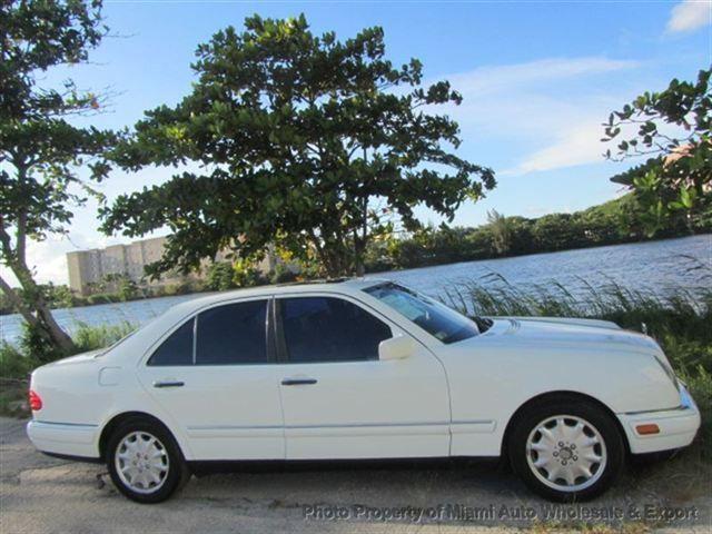 1996 mercedes benz e class e320 for sale in miami florida for Mercedes benz for sale in miami