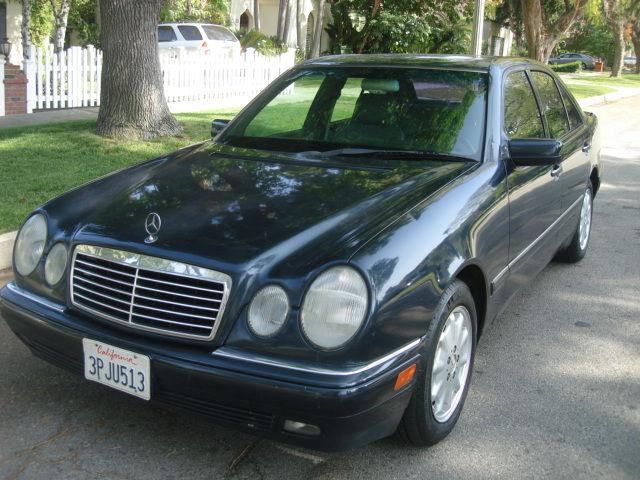 1996 mercedes benz e class e320 for sale in sherman oaks california classified. Black Bedroom Furniture Sets. Home Design Ideas