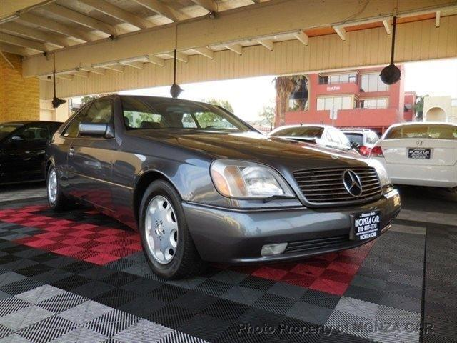 1996 mercedes benz s class coupe s class 2dr coupe 5 0l for Mercedes benz south orlando