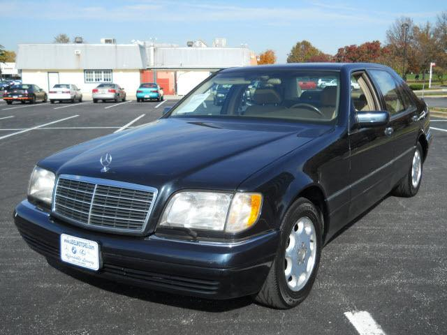 1996 mercedes benz s class s320 lwb for sale in suitland for 1996 mercedes benz s500