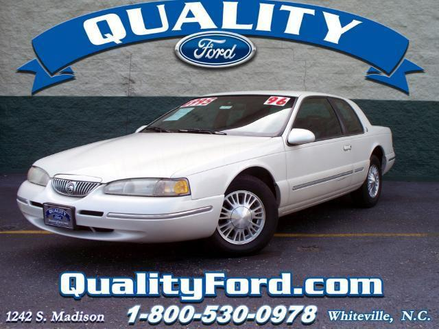 1996 mercury cougar xr7 for sale in whiteville north carolina classified. Black Bedroom Furniture Sets. Home Design Ideas