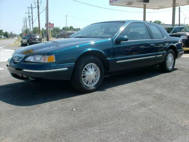 1996 mercury cougar xr7 for sale in catoosa oklahoma classified. Black Bedroom Furniture Sets. Home Design Ideas