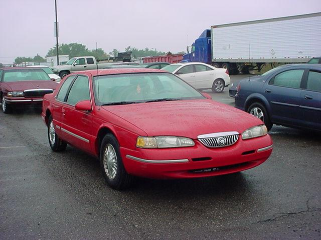 1996 mercury cougar xr7 for sale in pontiac michigan classified. Black Bedroom Furniture Sets. Home Design Ideas