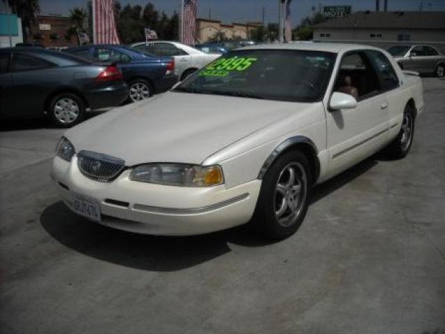 1996 mercury cougar xr7 for sale in santa ana california classified. Black Bedroom Furniture Sets. Home Design Ideas