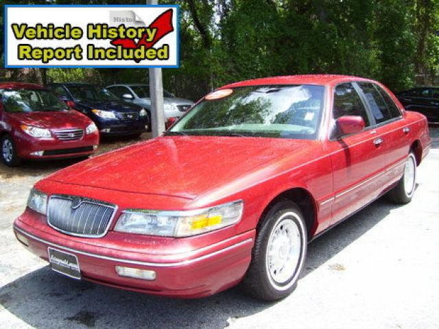 1996 mercury grand marquis ls for sale in clearwater. Black Bedroom Furniture Sets. Home Design Ideas