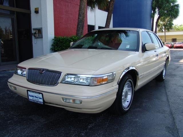 1996 mercury grand marquis ls for sale in hollywood. Black Bedroom Furniture Sets. Home Design Ideas