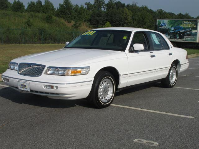 1996 Mercury Grand Marquis Ls For Sale In Duluth Georgia