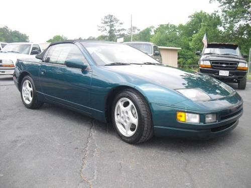 1996 nissan 300zx for sale in rome georgia classified. Black Bedroom Furniture Sets. Home Design Ideas