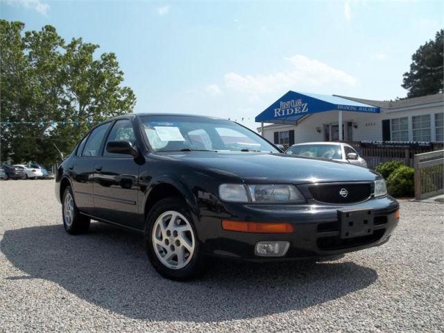 1996 nissan maxima se for sale in zebulon north carolina for Oldham motors zebulon north carolina