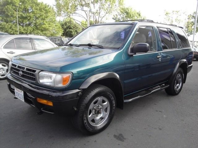 1996 Nissan Pathfinder For Sale In San Leandro California