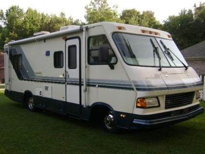 1996 odessa overland lextra 1996 motorhome in san for Motor homes san antonio