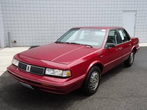 1996 oldsmobile ciera 4 door sedan sl for sale in spokane. Black Bedroom Furniture Sets. Home Design Ideas