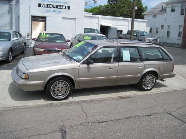 1996 Oldsmobile Cutlass Ciera Sl For Sale In Erie