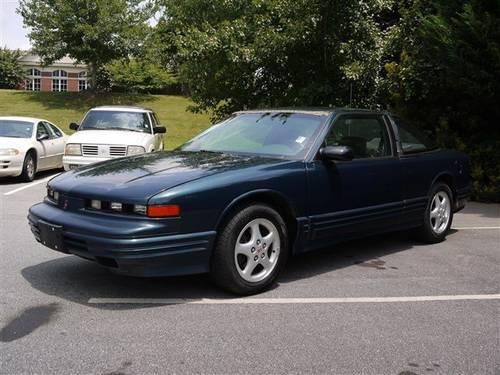1996 oldsmobile cutlass supreme 2dr car for sale in anderson south carolina classified. Black Bedroom Furniture Sets. Home Design Ideas
