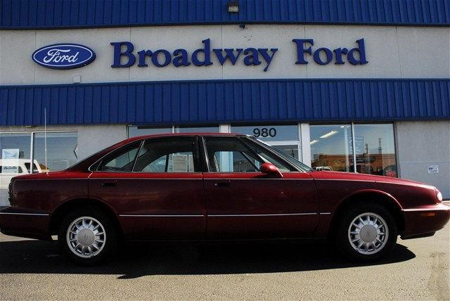 1996 oldsmobile eighty eight for sale in idaho falls idaho classified. Black Bedroom Furniture Sets. Home Design Ideas