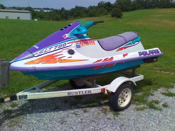 1996 Polaris SLT 780 PWC Jet-Ski with Opposite - $2000