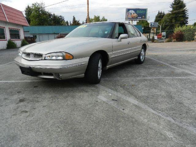 1996 pontiac bonneville se 139k for sale in salem oregon. Black Bedroom Furniture Sets. Home Design Ideas