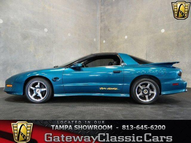 1996 Pontiac Firebird Formula Banshee T Tops 188tpa For