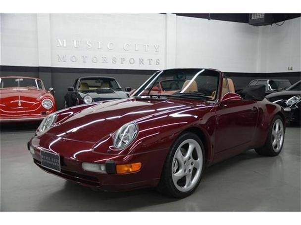1996 porsche 911 1996 porsche 911 model car for sale in nashville tn 4347100499 used cars. Black Bedroom Furniture Sets. Home Design Ideas