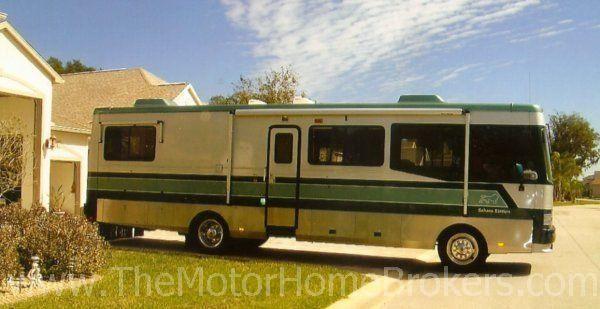 1996 Safari Sahara 33 U0026 39  Diesel Pusher For Sale In Shallotte