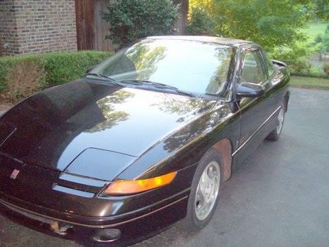 1996 Saturn Sc2 Coupe Auto 117 420 Mi For Sale In