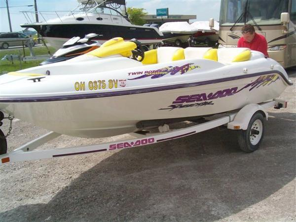 1996 Seadoo Xp >> 1996 Sea-Doo SPEEDSTER for Sale in Ceylon, Ohio Classified | AmericanListed.com