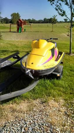 1996 sea doo xp with mods and double trailer for sale in lagrange ohio classified. Black Bedroom Furniture Sets. Home Design Ideas