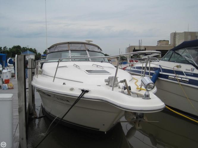 1996 Sea Ray 330 Sundancer For Sale In Cleveland Ohio