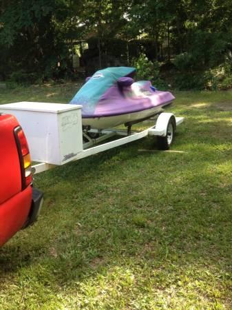 1996 seadoo jet ski - $1500