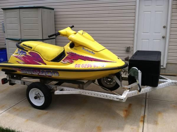 1996 Seadoo Xp >> 1996 Seadoo Xp For Sale In Huber Heights Ohio Classified