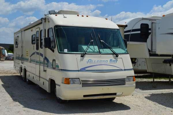 1996 Tiffin Motorhomes Allegro For Sale In Weatherford  Texas Classified