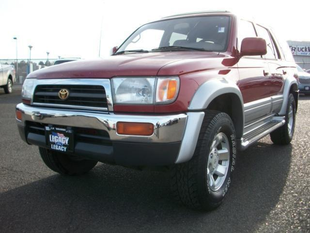 1996 toyota 4runner limited 4wd for sale in la grande. Black Bedroom Furniture Sets. Home Design Ideas