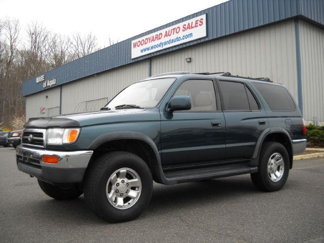 1996 toyota 4runner sr5 4wd for sale in fredericksburg. Black Bedroom Furniture Sets. Home Design Ideas