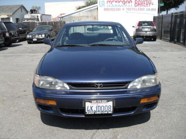 1996 toyota camry le for sale in south el monte. Black Bedroom Furniture Sets. Home Design Ideas