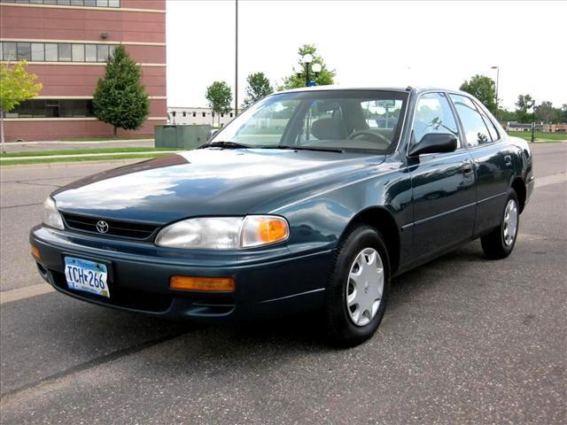 1996 toyota camry le for sale in maple grove minnesota. Black Bedroom Furniture Sets. Home Design Ideas